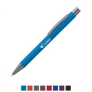 Stylo bille gravé pointe stylet tactile personnalisé Artem Communication
